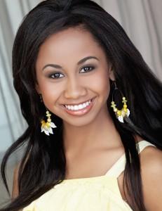 Miss Virginia's Outstanding Teen 2012