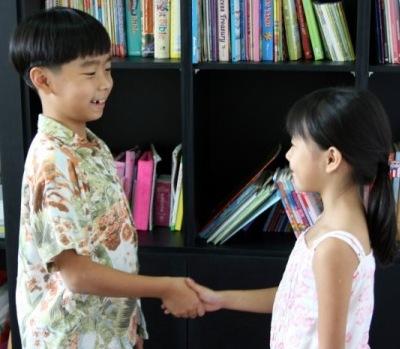 Children Etiquette